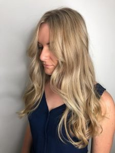 Natural Hair Extensions services in gold coast
