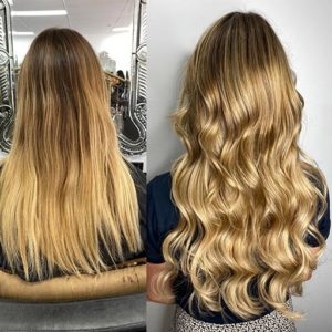 Hair Extensions salon in gold coast