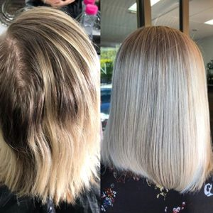 Regrowth Roots hair in gold coast
