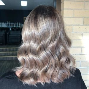 Ombre Highlights & Foylayage Services in gold coas