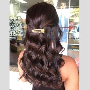 latest wedding hair styles in gold coast