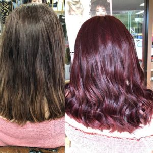 hair colourist in gold coast