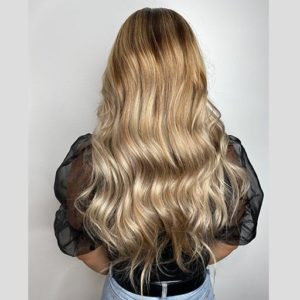 Balayage hairdresser in gold coast